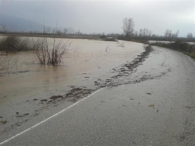 Προσπάθειες αποκατάστασης των καταστροφών σε Κάρπαθο και Κάσο