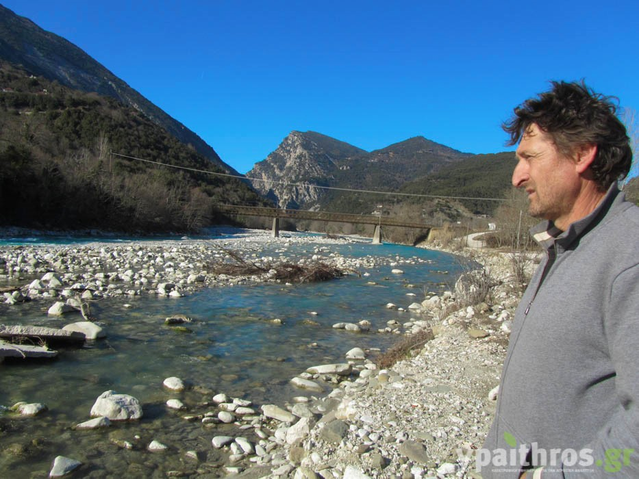 Νίκος Μάνθος, ιδιοκτήτης της Via Natura