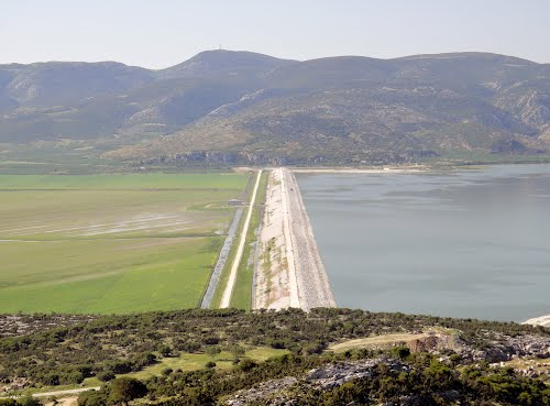 Εγκαινιάζεται η επανασύσταση της λίμνης Κάρλας την Παρασκευή 5 Οκτωβρίου