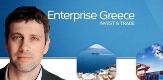 Πρόεδρος του Οργανισμού Enterprise Greece, Χρήστος Στάικος