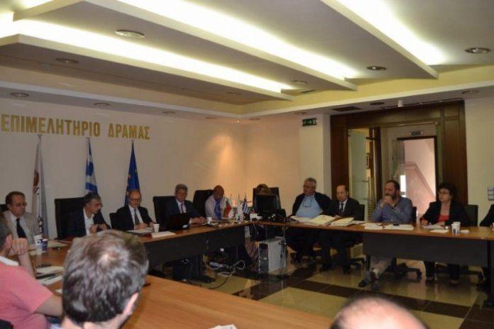 Στην Δράμα συνάντηση για τα προβλήματα στις συνοριακές περιοχές