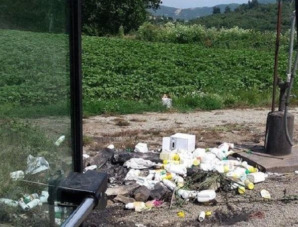Καβάλα: Επιχείρηση καθαριότητας από τον Αγροτικό Σύλλογο
