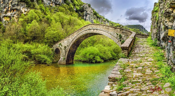 Το γεφύρι του Μίσιου στο «Γκραντ Κάνιον» της Ελλάδας