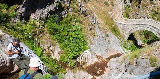 Καμάρα Aνθοχωρίου: Ένα πέτρινο στολίδι στολίζει την παράδοση