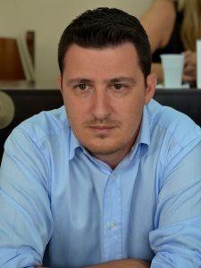 Παναγιώτης Μπράμος, αντιπεριφερειάρχης Αγροτικής Ανάπτυξης της Περιφέρειας Δυτικής Ελλάδας