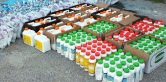 Οδηγίες για ορθή χρήση γεωργικών φαρμάκων από τη ΔΑΟΚ Δράμας