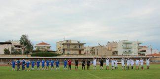 Ποδοσφαιρικός αγώνας αλληλεγγύης στην Αλεξανδρούπολη