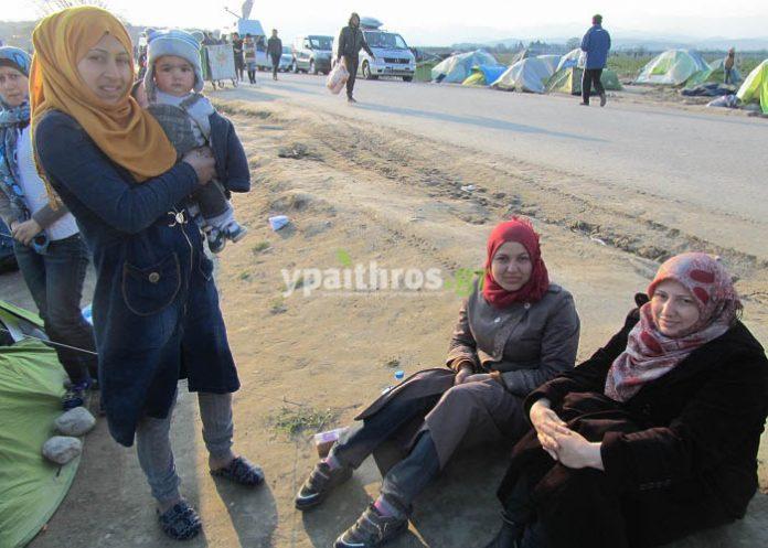 Σπίτι προσωρινής φιλοξενίας εγκύων προσφύγων στην Πρέβεζα