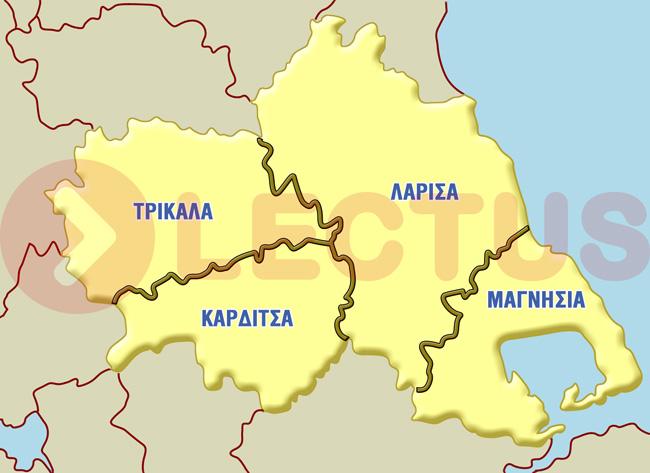 Να υπαχθούν 19 περιοχές της Θεσσαλίας σε καθεστώς εκτάκτου ανάγκης λόγω κακοκαιρίας ζητά η Περιφέρεια