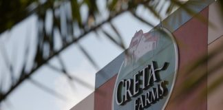 Creta Farms: Αυξημένες κατά 10,2% οι πωλήσεις σε επίπεδο ομίλου το 2017