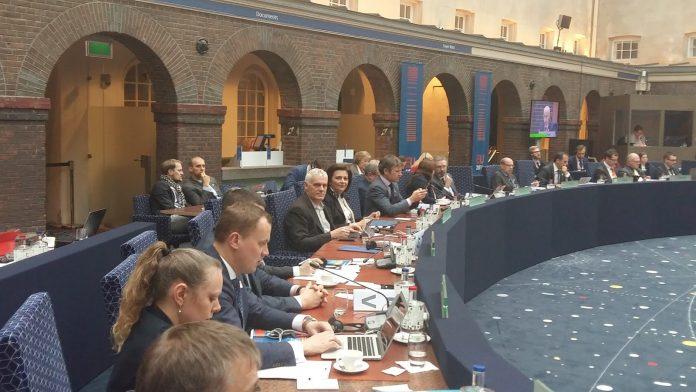 Συμβούλιο Υπουργών Περιβάλλοντος των Κρατών Μελών της ΕΕ
