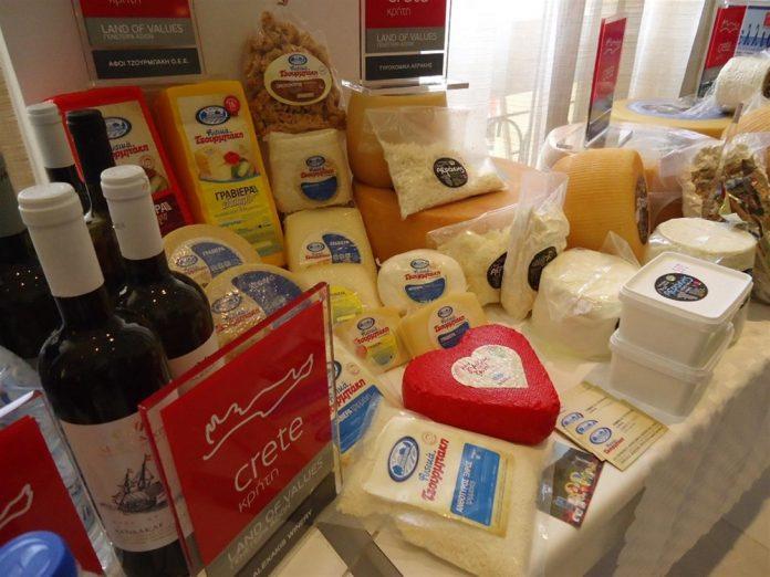 43 επιπλέον προϊοντα περιμένουν να ενταχθουν στα ΠΟΠ Κρήτης