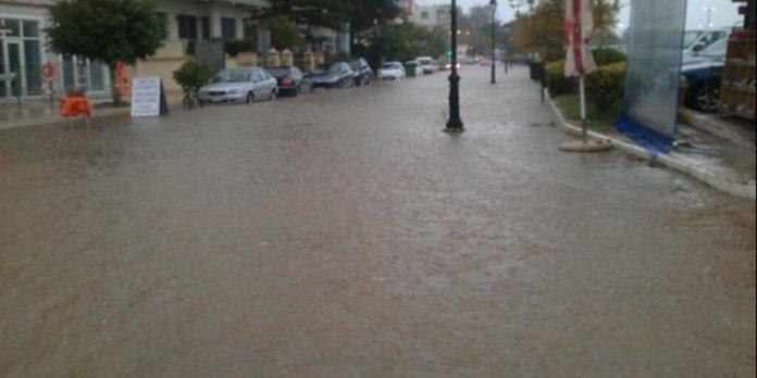 Κέρκυρα: Πλημμύρισαν σπίτια, μαγαζιά και δρόμοι