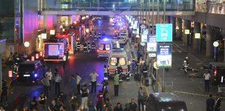 Στους 36 οι νεκροί από την τριπλή επίθεση στο αεροδρόμιο Ατατούρκ