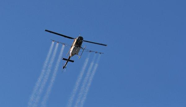 Αεροψεκασμοί για καταπολέμηση των κουνουπιών στη Θεσσαλονίκη