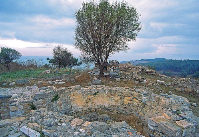 α αρχαία Άβδηρα της Ξάνθης αποκαλύπτονται στο κοινό