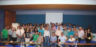 Πραγματοποιήθηκε με επιτυχία η 9η Συνάντηση Δακοκτονίας στην Κρυοπηγή Χαλκιδικής
