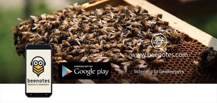 Η πρώτη φωνητικά ελεγχόμενη εφαρμογή για τη μελισσοκομία