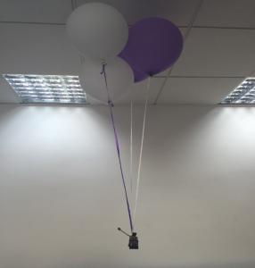 Smart Weather Balloon «Έξυπνα μπαλόνια» συλλέγουν και μεταδίδουν  μετεωρολογικά δεδομένα ακριβείας