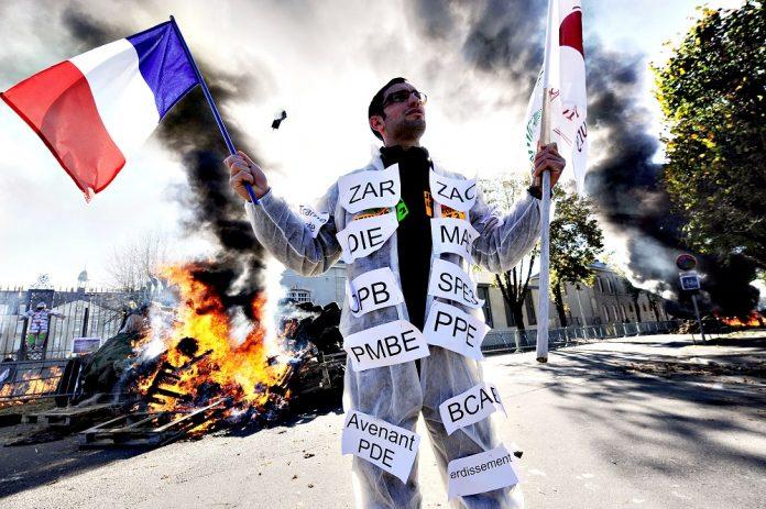 Η Γαλλία ανοίγει τα χαρτιά της για το μέλλον της Κοινής Αγροτικής Πολιτικής