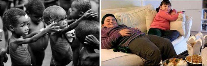 Υποσιτισμός: Η άγνωστη πτυχή της παχυσαρκίας