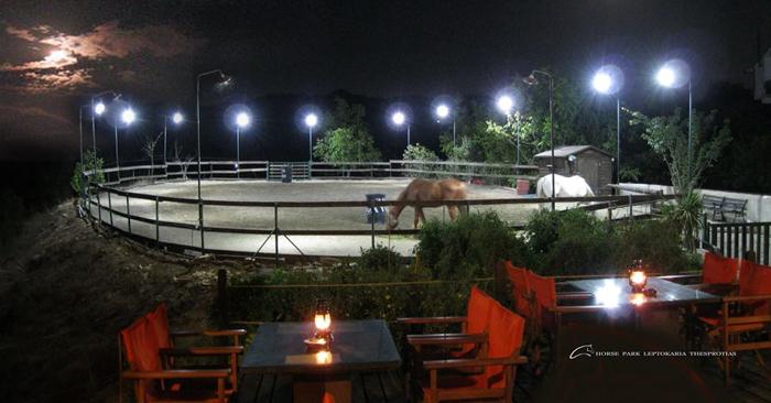 Ιππικό πάρκο Λεπτοκαρυάς Θεσπρωτίας