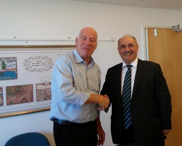 Διακήρυξη Συνεργασίας Ελλάδας - Ισραήλ στον αγροδιατροφικό τομέα