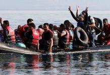 Μυτιλήνη: «Ανησυχητική κινητικότητα» προσφύγων και μεταναστών