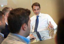 Με απόφαση του προέδρου της Νέας Δημοκρατίας,Κυριάκου Μητσοτάκη, ο Στέλιος Πέτσας αναλαμβάνει διευθυντής του γραφείου του.