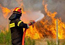 Ν. Μαρμαρά Χαλκιδικής: Μεγάλη πυρκαγιά σε εξέλιξη