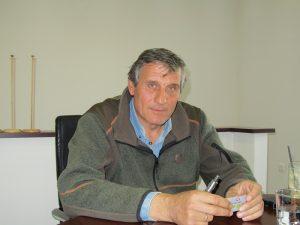 Κώστας Ταμπακιάρης, πρόεδρος της ΑΣ Νάουσας