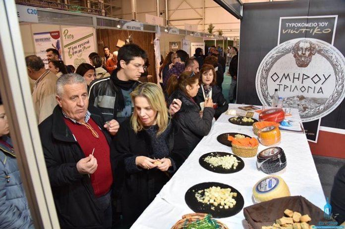 Παραδοσιακά τυριά με διακρίσεις στο εξωτερικό