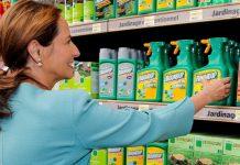 Σεγκολέν κατά φυτοφαρμάκων