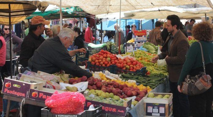 Κανονικά θα λειτουργήσουν οι λαϊκές αγορές την Καθαρά Δευτέρα