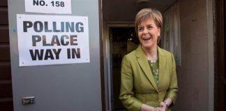 Η Σκωτσέζα πρωθυπουργός θα διεξάγει νέο δημοψήφισμα για την ανεξαρτησία