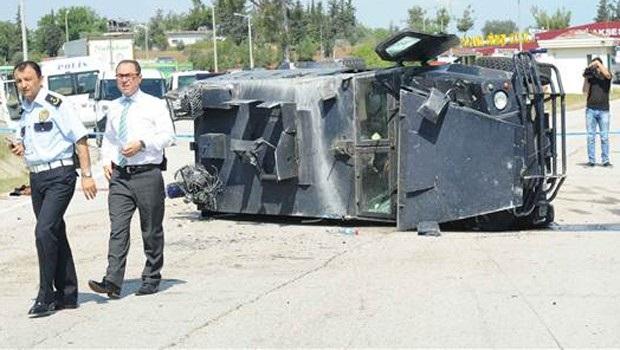 Τουρκία: Βομβιστική επίθεση σε αστυνομικό τμήμα, πολλοί οι τραυματίες