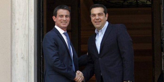 Μανουέλ Βαλς: Επενδύστε στην Ελλάδα