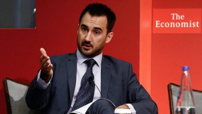 Α. Χαρίτσης: «Κάνουμε υπόθεση των νέων την παραγωγική ανασυγκρότηση της χώρας»