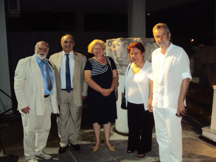 Στο 7ο Θερινό Πανεπιστήμιο Βυζαντινών Σπουδών ο Μπόλαρης