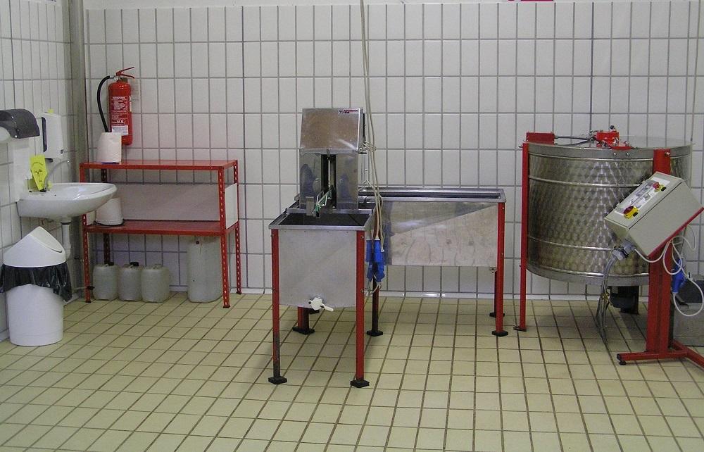 Από 20.000 ευρώ η επένδυση για μια μικρή μονάδα μεταποίησης μελιού