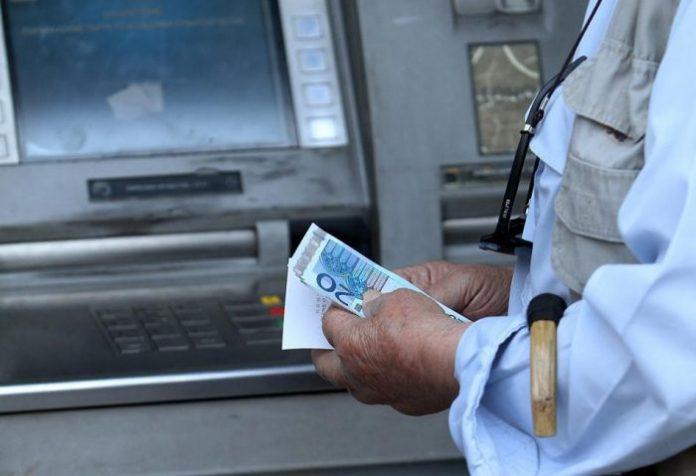 Στα 2.300 ευρώ τον μήνα το όριο ανάληψης από την 1η Μαρτίου