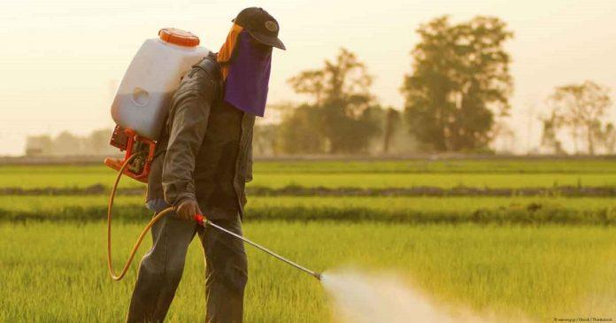 Δηλητήριο στα λαχανικά μας για άλλους 18 μήνες