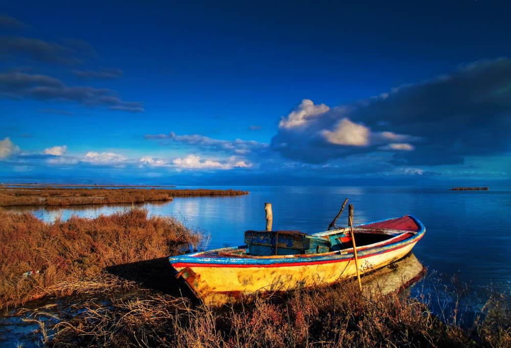 λιμνοθάλασσα του Αιτωλικού-Μεσολογγίου