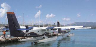 Στην τελική ευθεία τα υδατοδρόμια Λευκάδας, Μεγανησίου, Κεφαλονιάς (video)