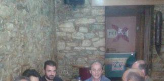 Συναντήθηκε ο πρόεδρος του ΕΛΓΑ με τους αγρότες Κ. Νευροκοπίου