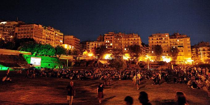 Θεσσαλονίκη: Ένα πικ-νικ με μουσική και σινεμά στο κέντρο της πόλης
