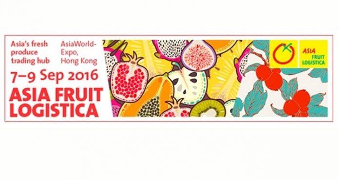 Παρούσα η Ελλάδα στη διεθνή έκθεση φρούτων και λαχανικών «Asia Fruit Logistica 2016»