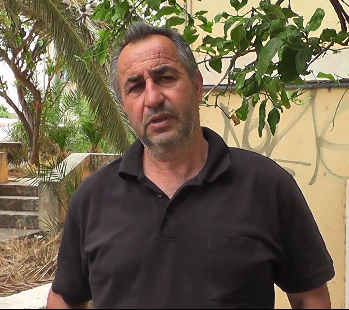 Γιώργος Βενιεράκης, πρόεδρος του Κτηνοτροφικού Συλλόγου Ρεθύμνου