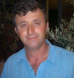 Ευάγγελος Γιαννάκος, πρόεδρος του Αγροτικού Καπνικού Συνεταιρισμού Λόφου Μηλιάς Κατερίνης