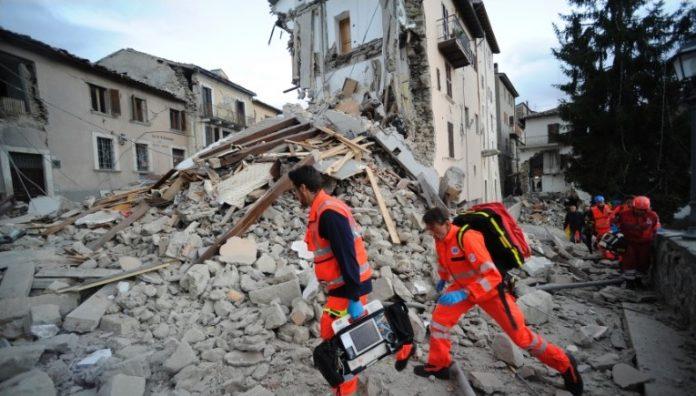 Ιταλία: Στους 291 οι νεκροί από το χτύπημα του Εγκέλαδου